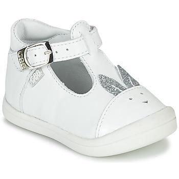 Obuća Djevojčica Balerinke i Mary Jane cipele GBB ANINA Bijela