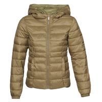 Odjeća Žene  Pernate jakne Only ONLTAHOE Kaki