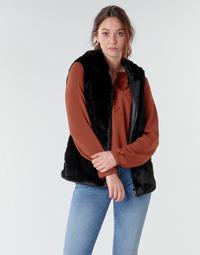 Odjeća Žene  Kratke jakne Only ONLMALOU Crna
