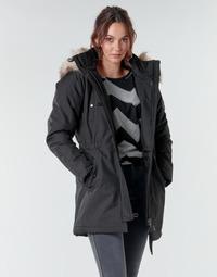 Odjeća Žene  Parke Only ONLIRIS Crna