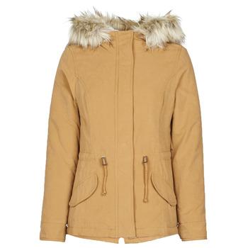 Odjeća Žene  Parke Only ONLNEW LUCCA Camel