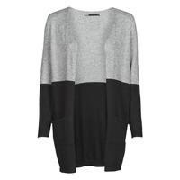 Odjeća Žene  Veste i kardigani Only ONLQUEEN Crna / Siva
