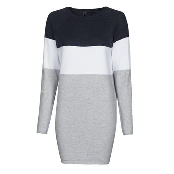 Odjeća Žene  Kratke haljine Only ONLLILLO Bijela / Siva