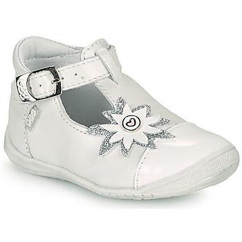 Obuća Djevojčica Balerinke i Mary Jane cipele GBB EFIRA Bijela