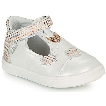 Obuća Djevojčica Balerinke i Mary Jane cipele GBB EMILA Bijela