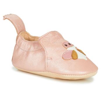 Obuća Djevojčica Papuče Easy Peasy BLUMOO ABEILLE Ružičasta