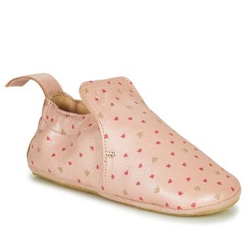 Obuća Djevojčica Papuče Easy Peasy BLUBLU Ružičasta