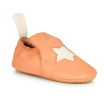 Obuća Djevojčica Papuče Easy Peasy BLUBLU ETOILE Boja breskve