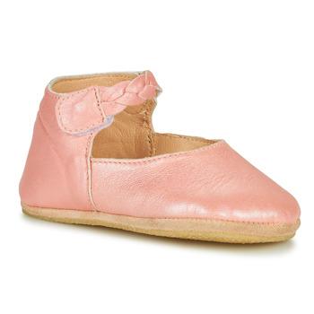 Obuća Djevojčica Papuče Easy Peasy BLUBLU DANCE Ružičasta