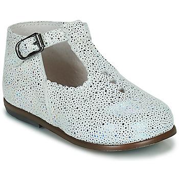 Obuća Djevojčica Balerinke i Mary Jane cipele Little Mary FLORIANE Bijela