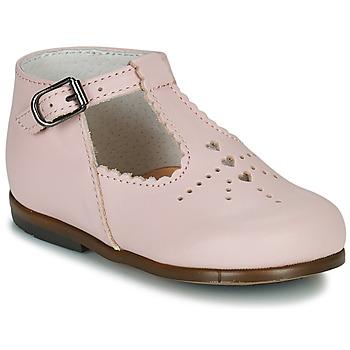 Obuća Djevojčica Balerinke i Mary Jane cipele Little Mary FLORIANE Ružičasta