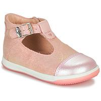 Obuća Djevojčica Balerinke i Mary Jane cipele Little Mary VALSEUSE Ružičasta