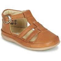 Obuća Djeca Balerinke i Mary Jane cipele Little Mary LAIBA Smeđa