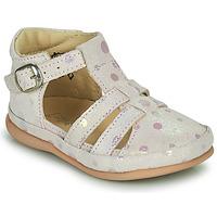 Obuća Djeca Balerinke i Mary Jane cipele Little Mary LAIBA Ružičasta