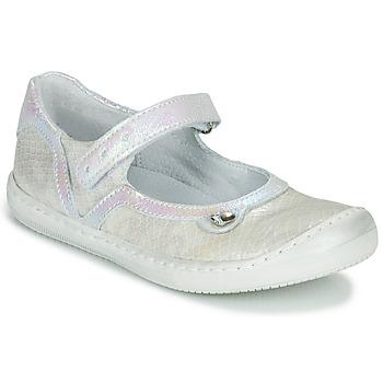 Obuća Djevojčica Balerinke i Mary Jane cipele Little Mary BRILLANTE Krem boja