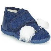 Obuća Djeca Papuče Little Mary KOALAVELCRO Blue