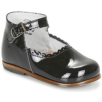 Obuća Djevojčica Balerinke i Mary Jane cipele Little Mary VOCALISE Crna