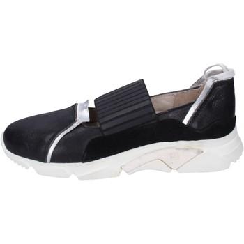 Obuća Žene  Slip-on cipele Moma BK123 Crna
