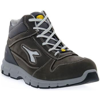 Obuća Muškarci  Pješaćenje i planinarenje Diadora RUN II HI S3 SRC ESD Grigio