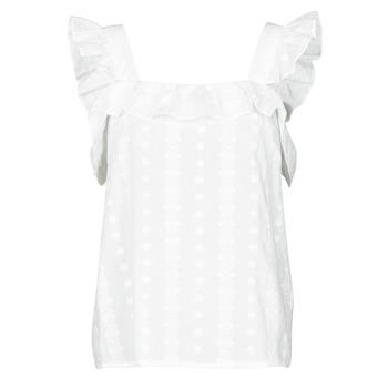 Odjeća Žene  Topovi i bluze Betty London OOPSA Bijela
