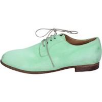 Obuća Žene  Derby cipele & Oksfordice Moma BK131 Zelena
