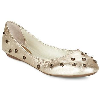 Obuća Žene  Balerinke i Mary Jane cipele Mosquitos BLUES-M Zlatna