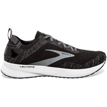 Obuća Muškarci  Running/Trail Brooks Levitate 4 M Crna