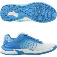 Obuća Žene  Multisport Kempa Chaussures femme  Attack 2.0 blanc/bleu