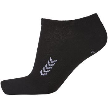 Modni dodaci Čarape Hummel Chaussettes strap  SMU noir/blanc