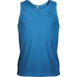 Odjeća Muškarci  Majice s naramenicama i majice bez rukava Proact Débardeur  Sport bleu eau