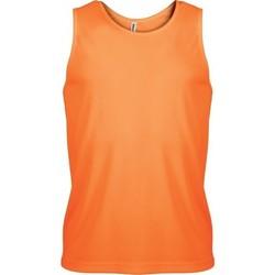Odjeća Muškarci  Majice s naramenicama i majice bez rukava Proact Débardeur  Sport orange