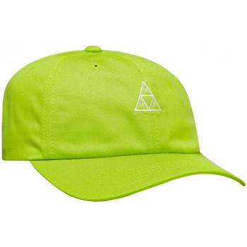 Tekstilni dodaci Muškarci  Šilterice Huf Cap essentials tt logo cv 6 panel bio Zelena