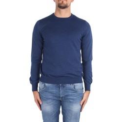 Odjeća Muškarci  Puloveri La Fileria 14290 55167 Blue