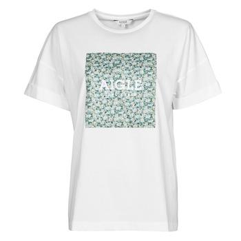 Odjeća Žene  Majice kratkih rukava Aigle RAOPTELIB Bijela