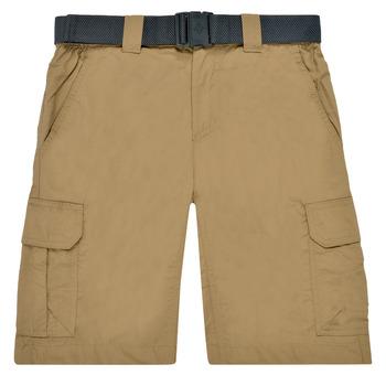 Odjeća Muškarci  Bermude i kratke hlače Columbia SILVER RIDGE II CARGO SHORT Bež