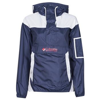 Odjeća Žene  Vjetrovke Columbia W CHALLENGER WINDBREAKER Blue