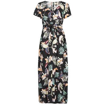 Odjeća Žene  Duge haljine Roxy A NIGHT TO REMEMBER Crna