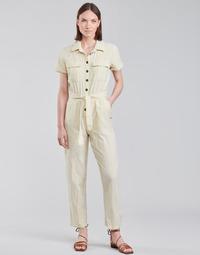 Odjeća Žene  Kombinezoni i tregerice Roxy BEACH WONDERLAND Bijela