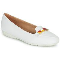 Obuća Žene  Balerinke i Mary Jane cipele Geox D ANNYTAH Bijela