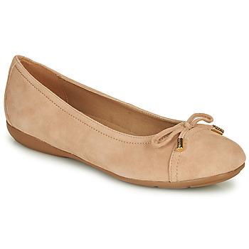 Obuća Žene  Balerinke i Mary Jane cipele Geox D ANNYTAH Ružičasta