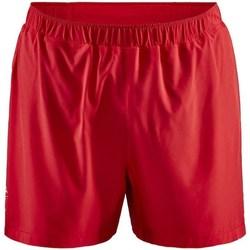 Odjeća Muškarci  Bermude i kratke hlače Craft Adv Essence 5 Stretch Red