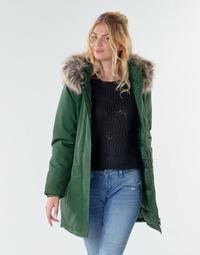 Odjeća Žene  Parke Only ONLKATY PETITE Kaki