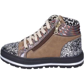 Obuća Djevojčica Modne tenisice Didiblu sneakers pelle sintetica glitter Marrone