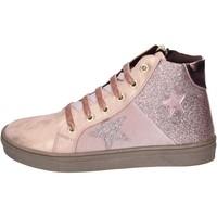 Obuća Djevojčica Modne tenisice Asso sneakers pelle sintetica glitter Rosa
