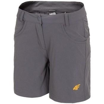 Odjeća Žene  Bermude i kratke hlače 4F SKDF060 Siva