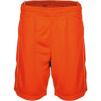 Odjeća Muškarci  Bermude i kratke hlače Proact Short  Basket-Ball orange