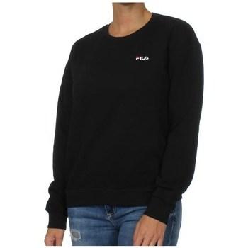 Odjeća Žene  Sportske majice Fila Women Effie Crew Sweat Crna