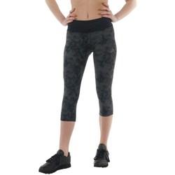 Odjeća Žene  Hlače Asics 34 Fuzex Knee Tight Crna