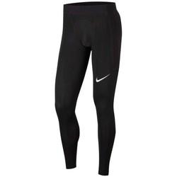 Odjeća Muškarci  Tajice Nike Gardien I Padded Crna