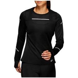 Odjeća Žene  Majice dugih rukava Asics Liteshow 2 LS Top Crna